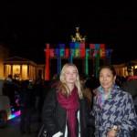 Illuminationen am Brandenburger Tor