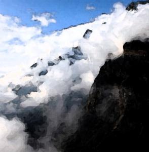 nepal Annapurna Conservation Area 63 Ngawal Annapurna Summit filter