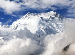 nepal Annapurna Conservation Area 64 Ngawal Annapurna Summit